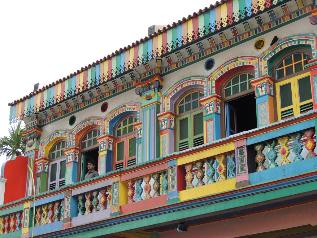 Little India Singapore detail