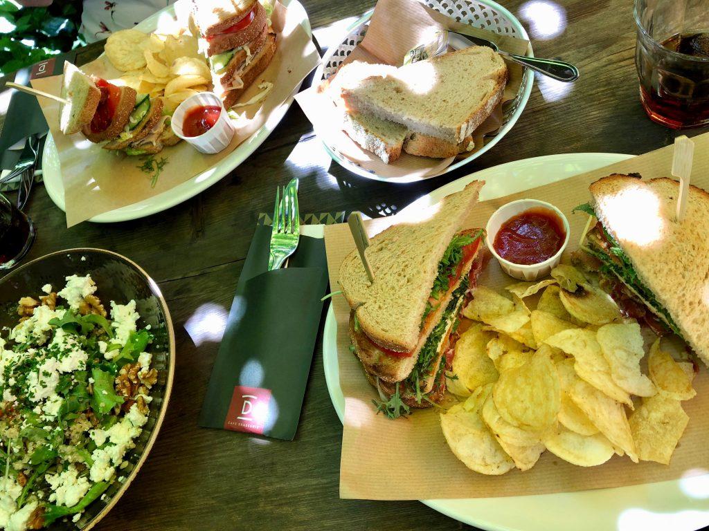 Lunch Dudok Arnhem