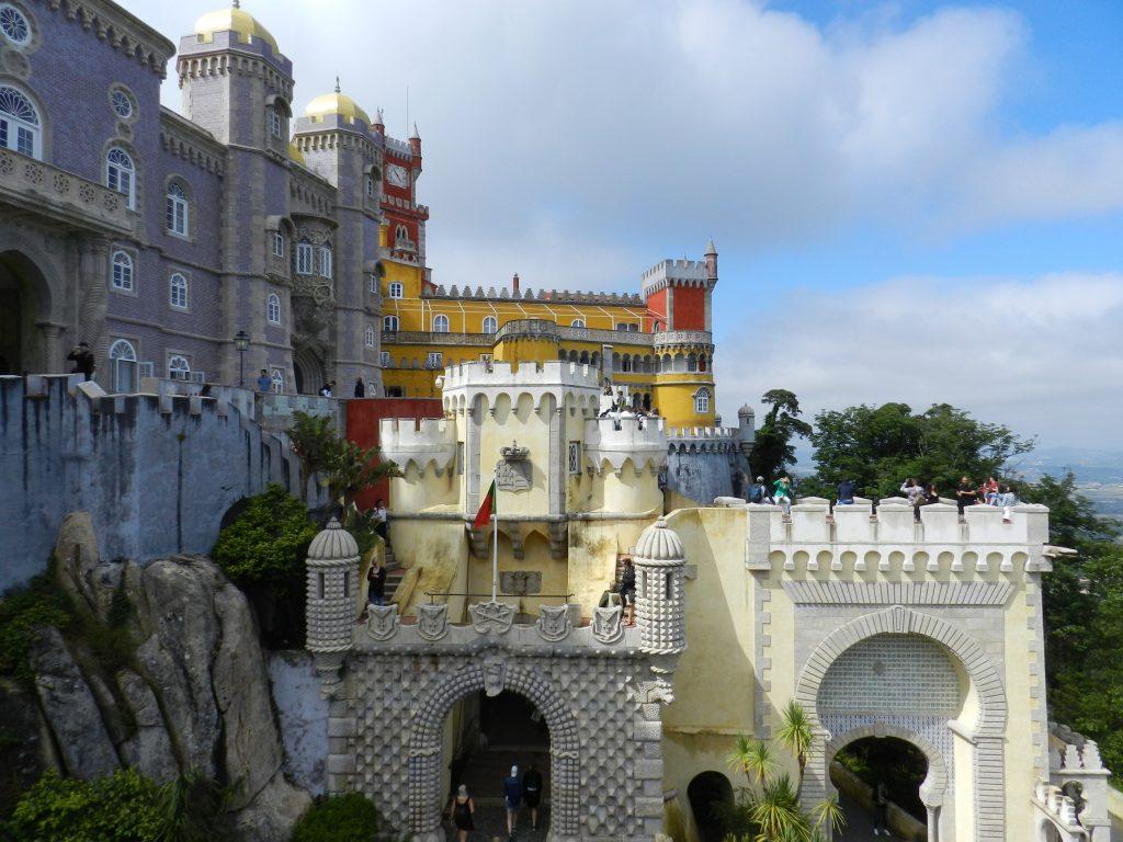 Palacio de Pena Lissabon