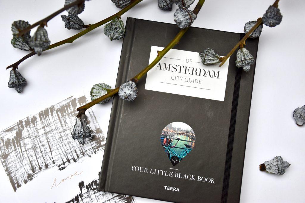 Cover Amsterdam City Guide
