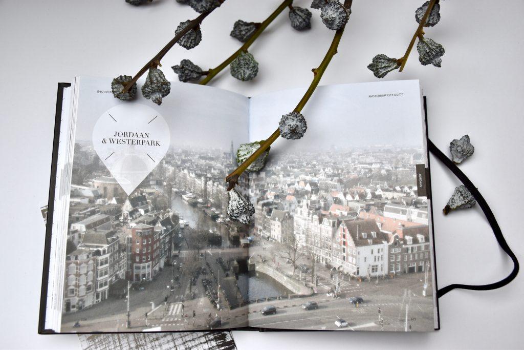 Overzicht Amsterdam City Guide