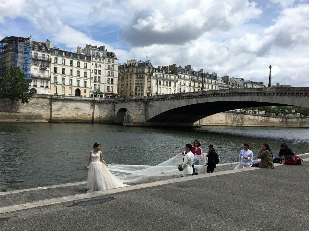 Parijs 2017 echt