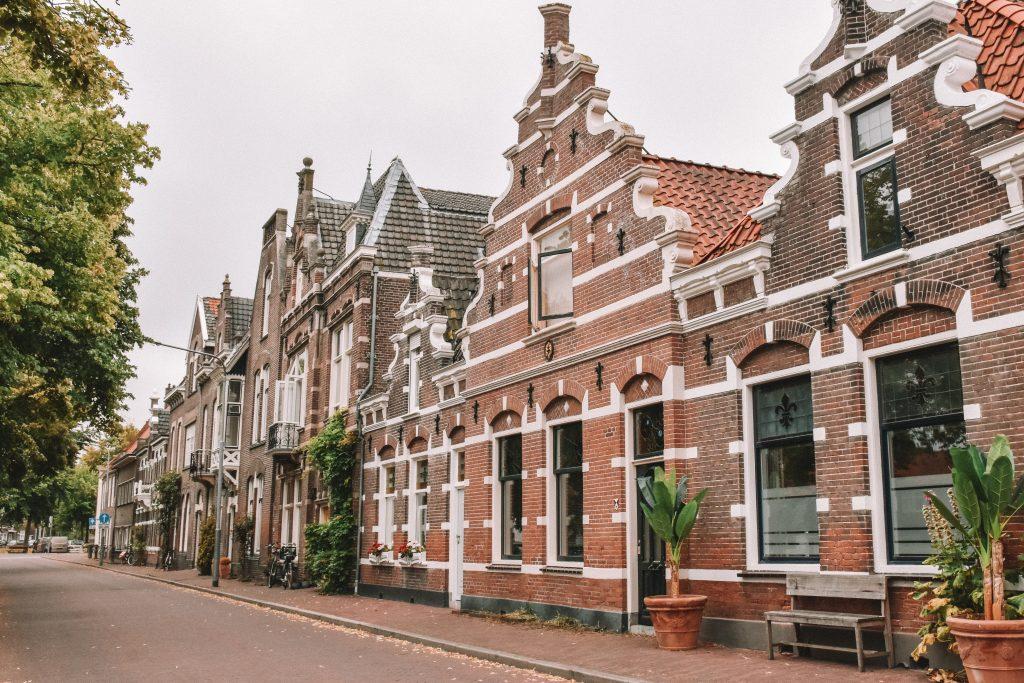 straat in Middelburg