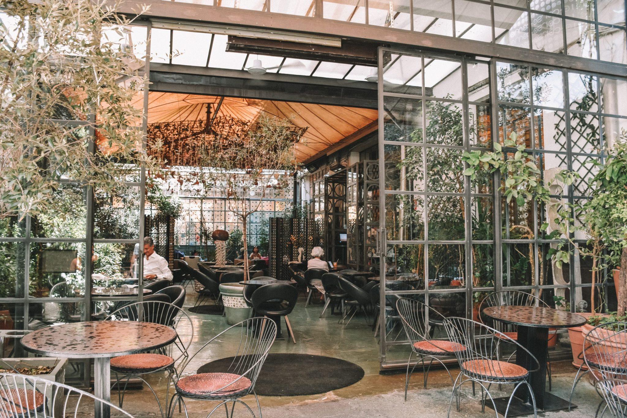 10 corso como restaurant
