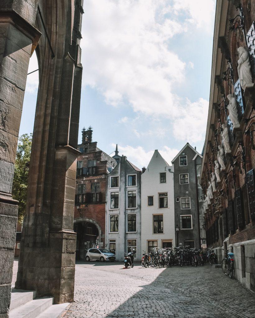 Rondom de Stevenskerk Nijmegen