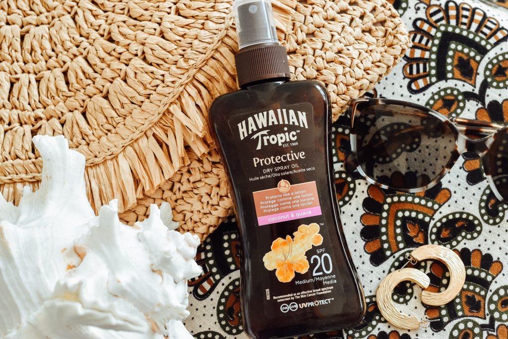 Hawaiian Tropic Protective spray